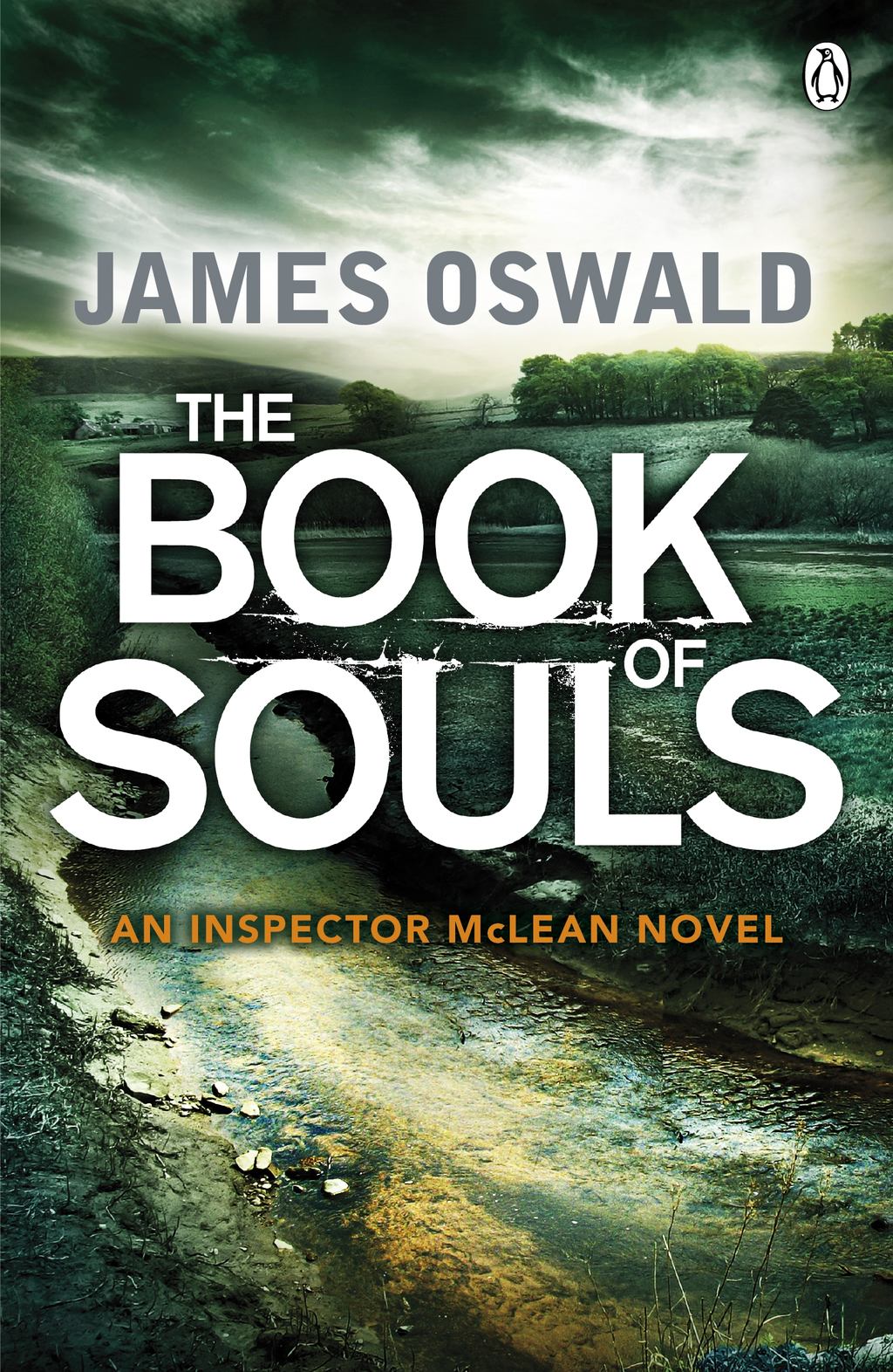 The Book of Souls Inspector McLean 2