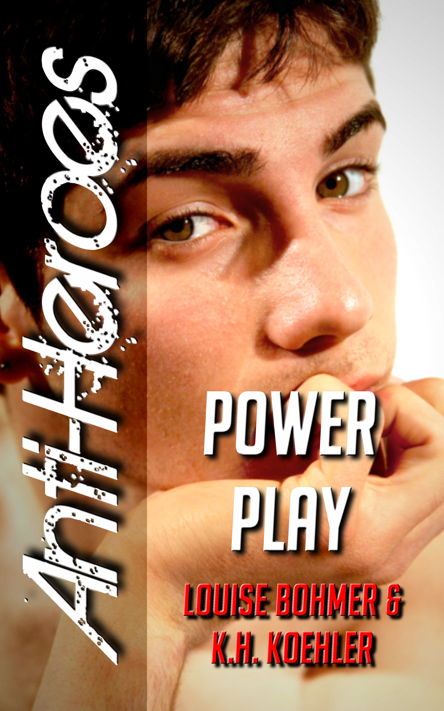 Power Play (Anti-Heroes Book IV)