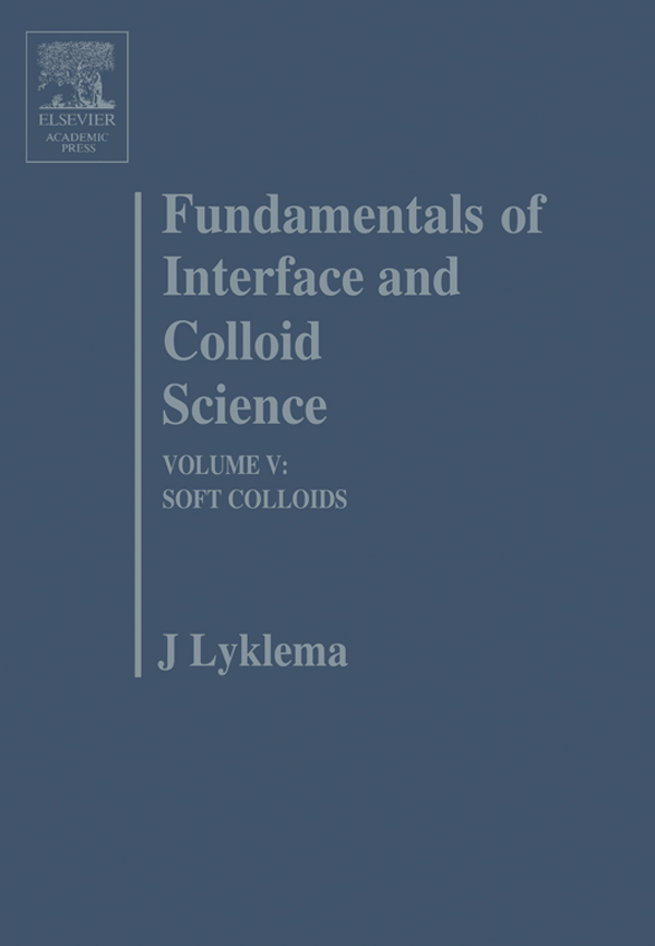 Fundamentals of Interface and Colloid Science Soft Colloids