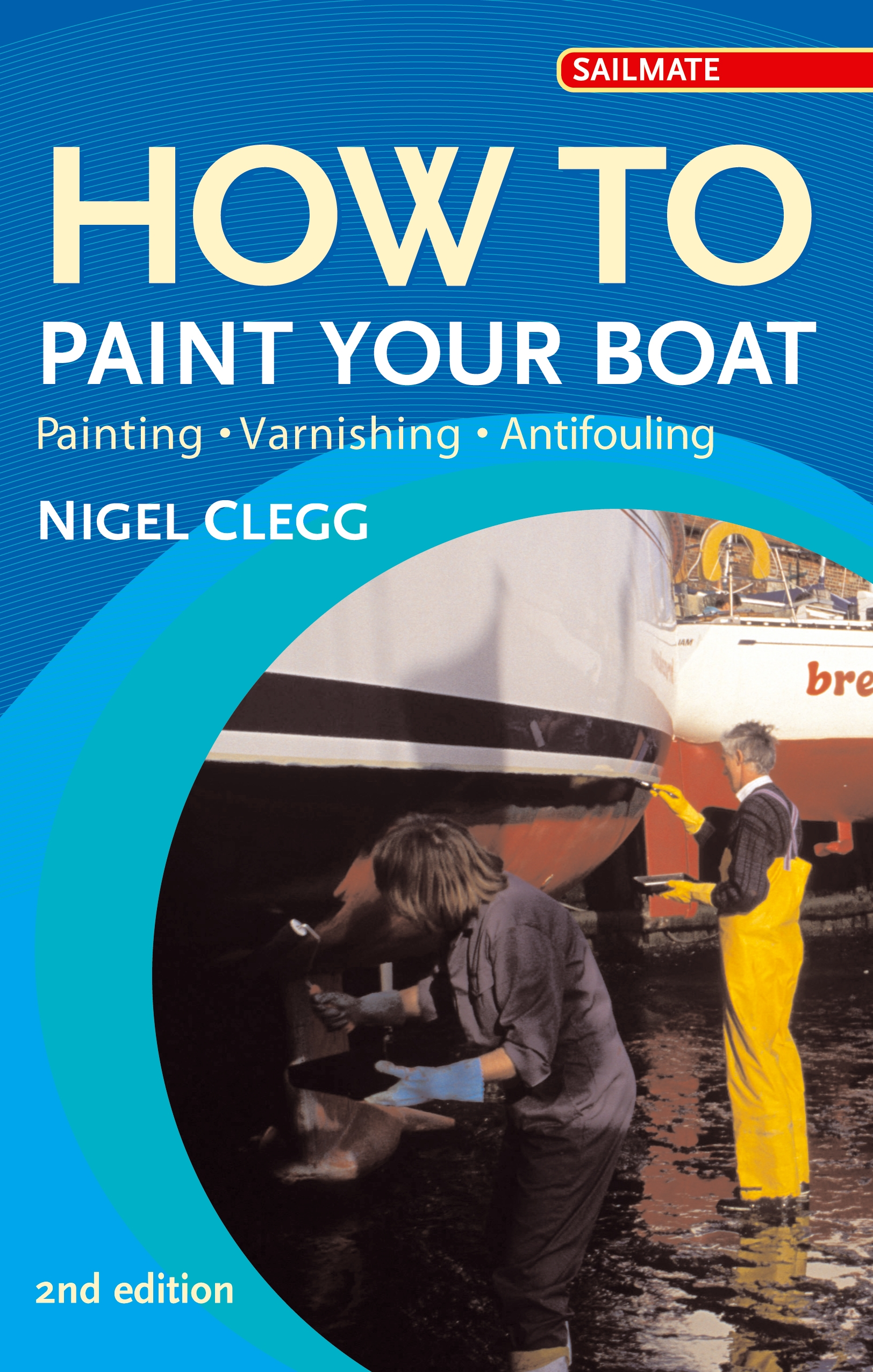 How to Paint Your Boat Painting,  Varnishing ,  Antifouling
