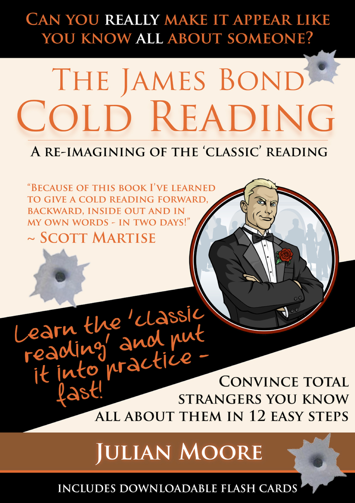 The James Bond Cold Reading By: Julian Moore