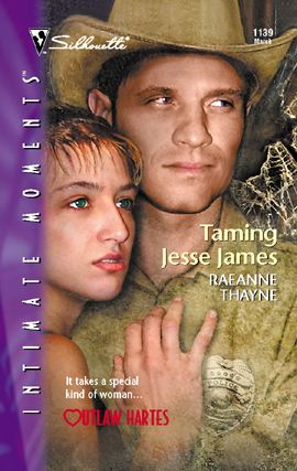 Taming Jesse James By: RaeAnne Thayne