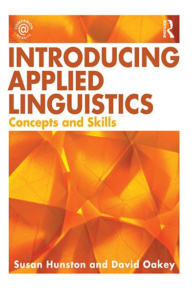 Introducing Applied Linguistics Concepts and Skills