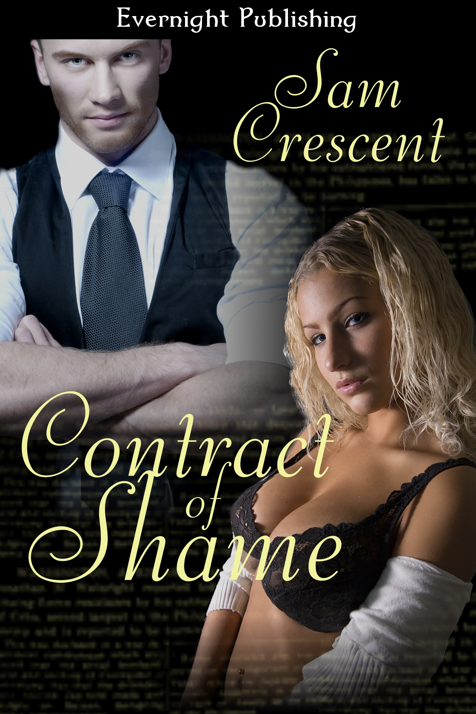 Contract of Shame By: Sam Crescent