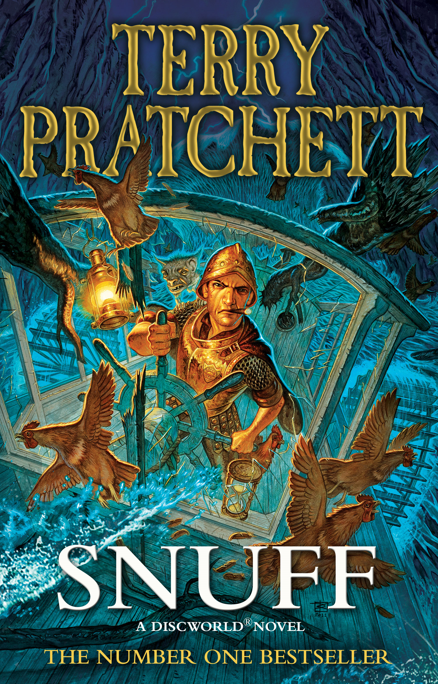 Snuff: Discworld Novel 39 (Discworld Novel 39)