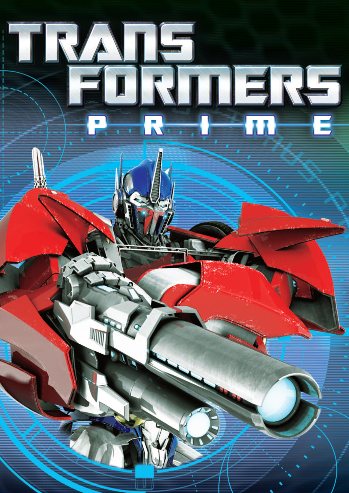 Transformers: Prime - The Orion Pax Saga