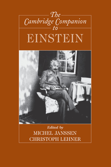 The Cambridge Companion to Einstein