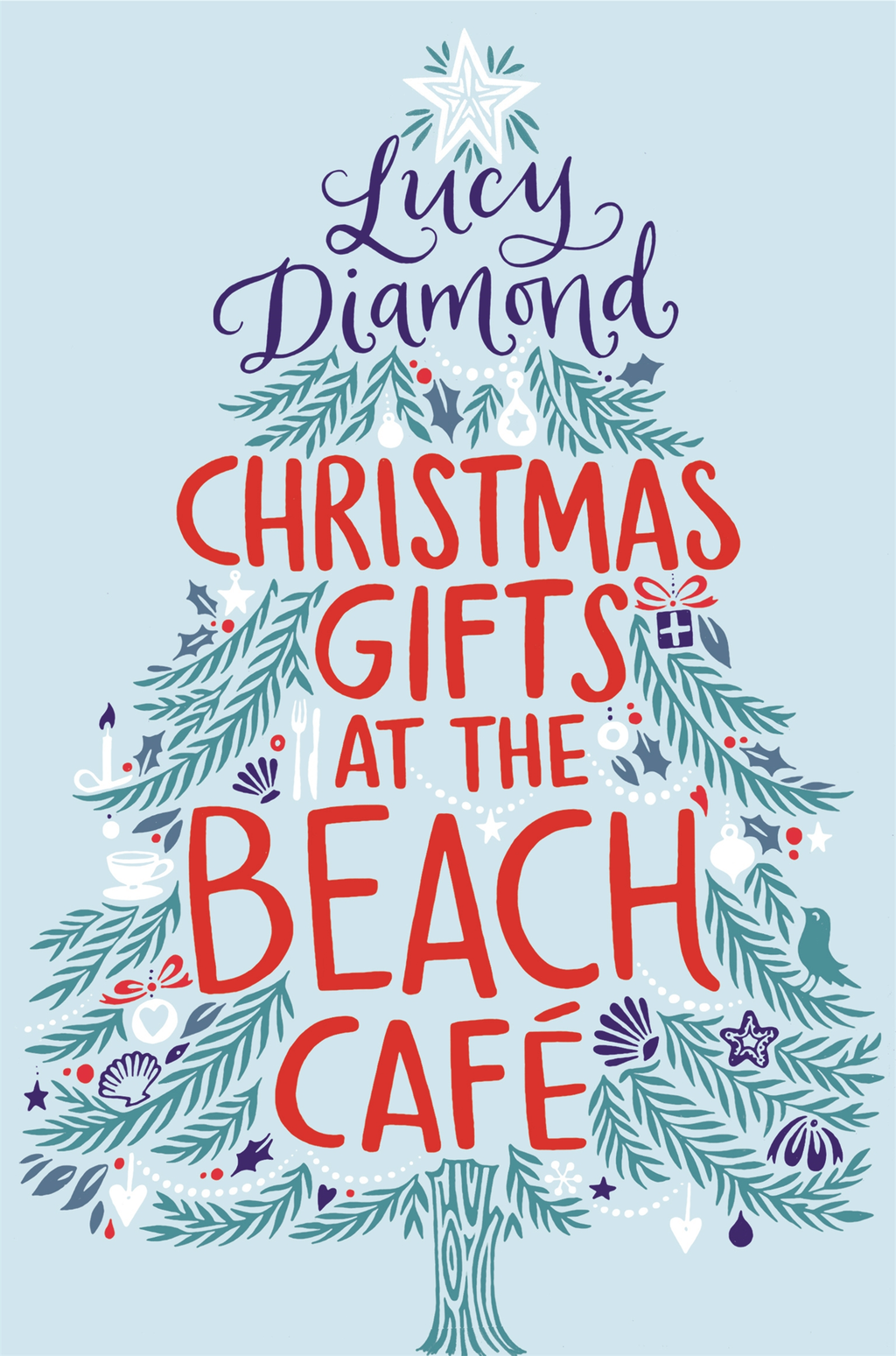 Christmas Gifts at the Beach Cafe A Novella