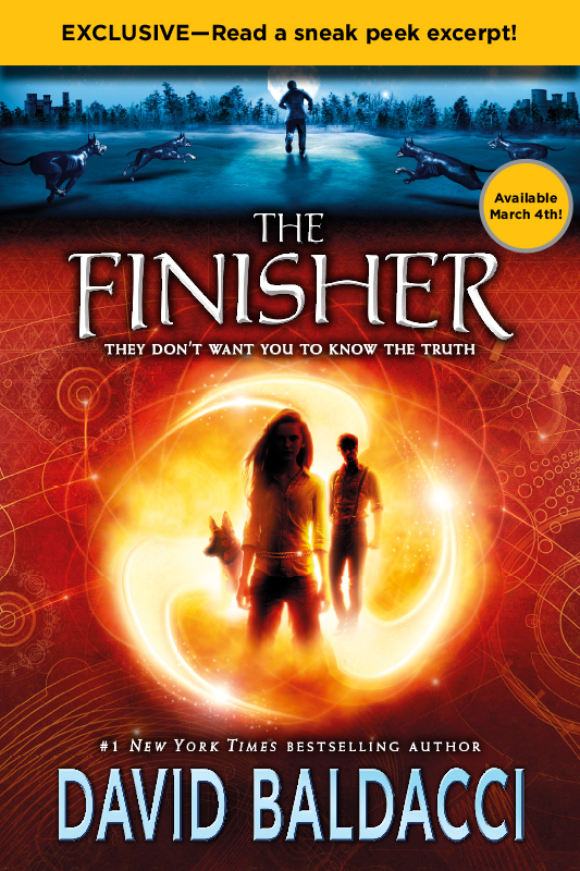 The Finisher: Free Preview Edition