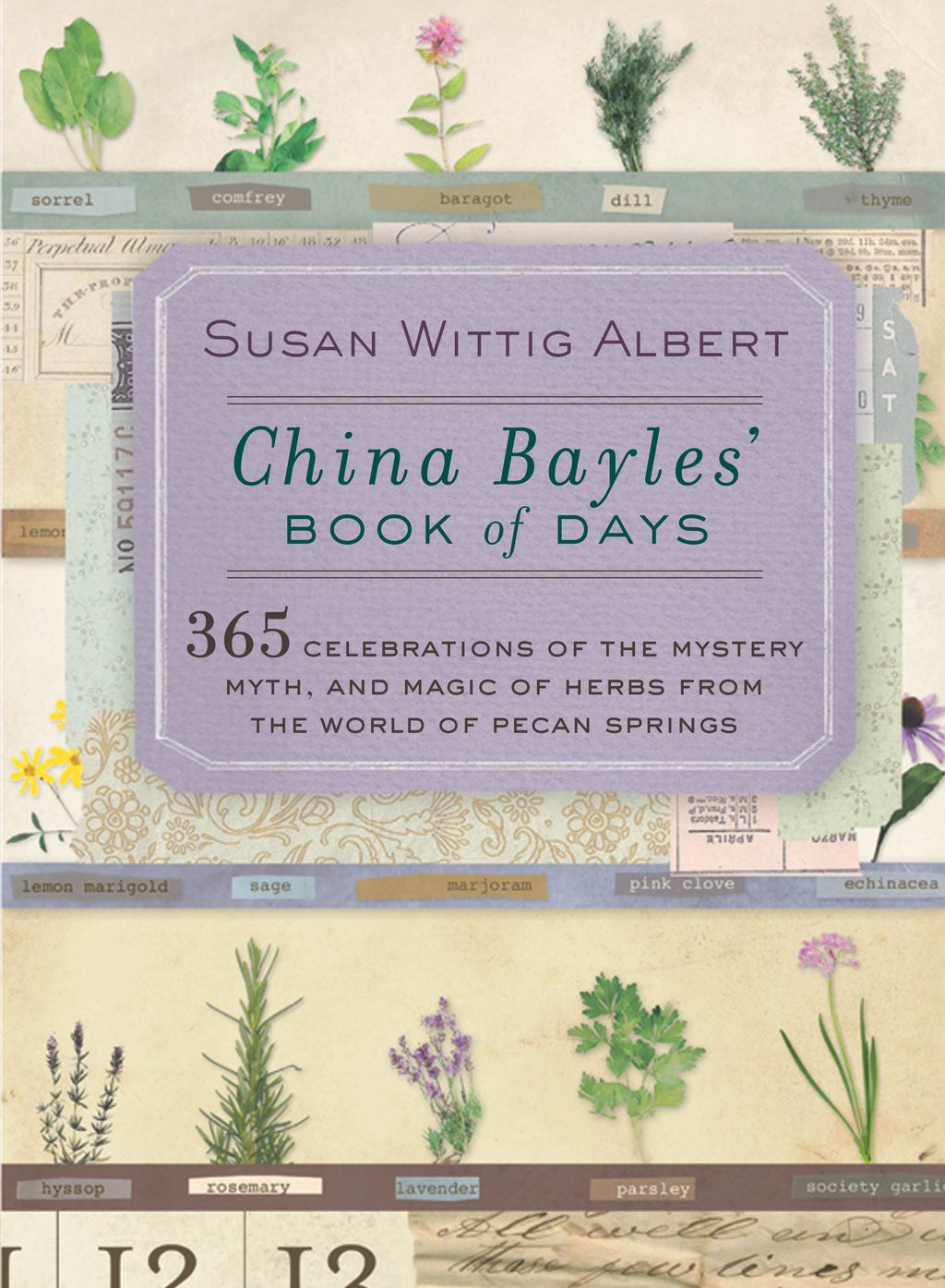 China Bayles' Book of Days