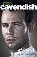At Speed  by Mark Cavendish book cover | Buy At Speed from the Bookworld bookstore