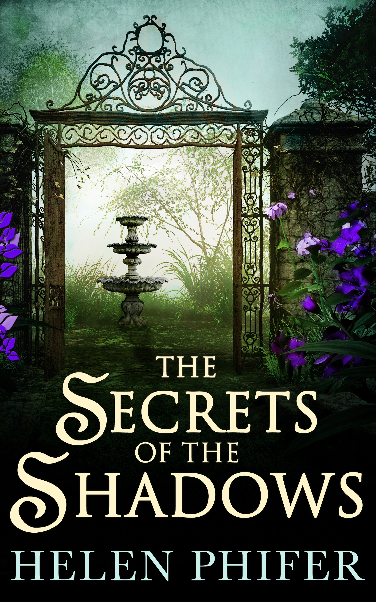 The Secrets of the Shadows (The Annie Graham series - Book 2)