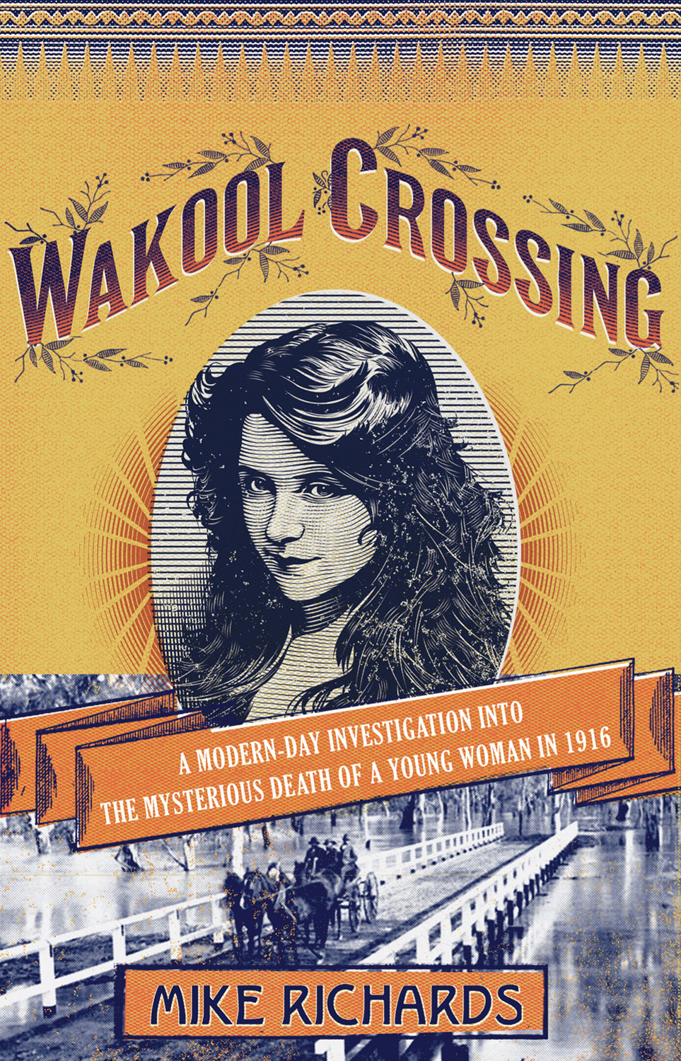 Wakool Crossing By: Mike Richards