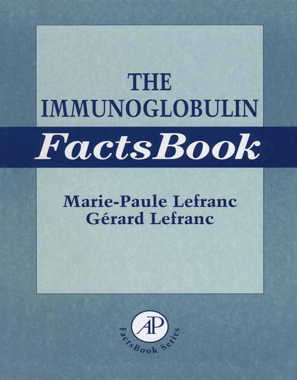 The Immunoglobulin FactsBook