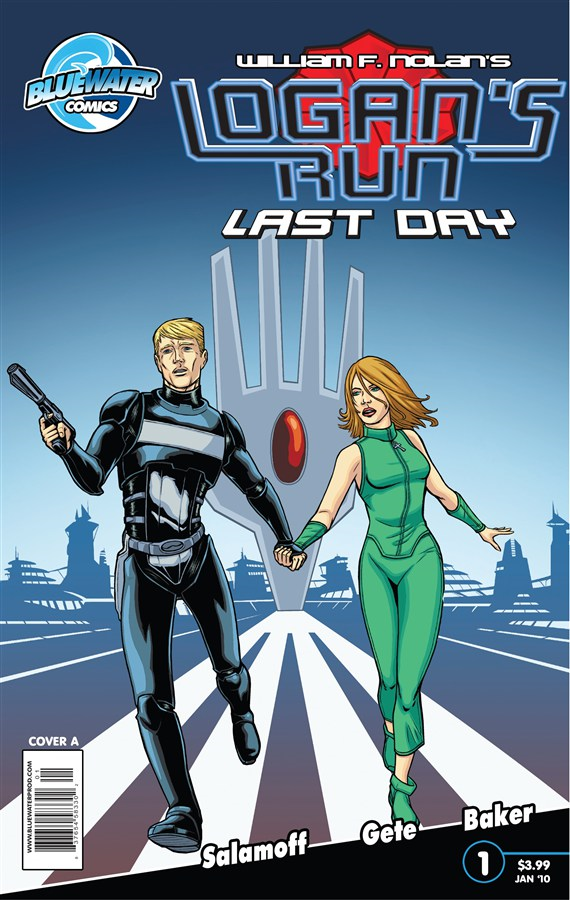 Logan's Run: Last Day #1