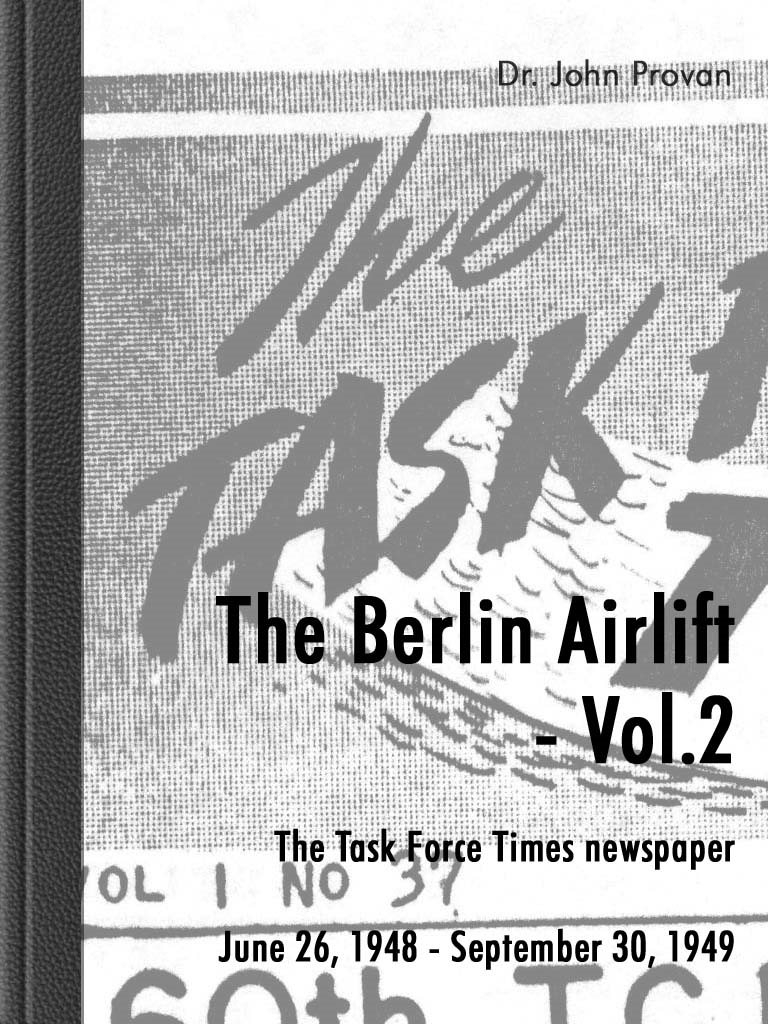 The Berlin Airlift- Vol. 2