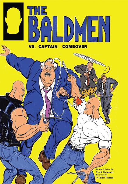 The Baldmen vs. Captain Combover