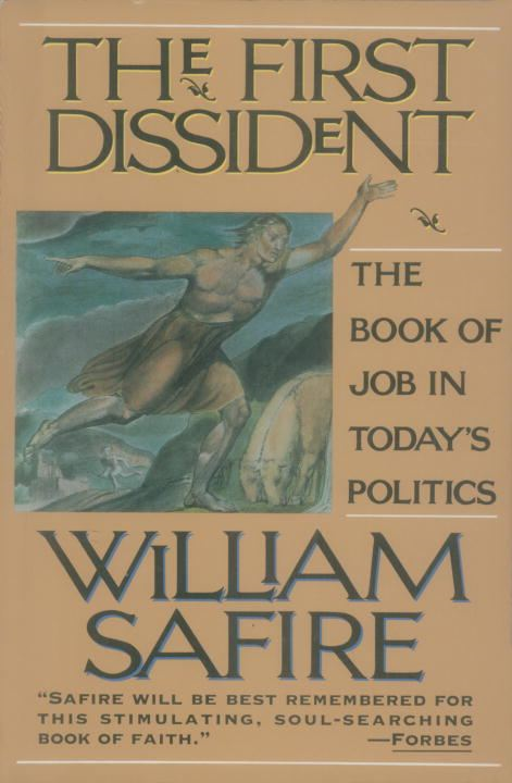 The First Dissident By: William Safire