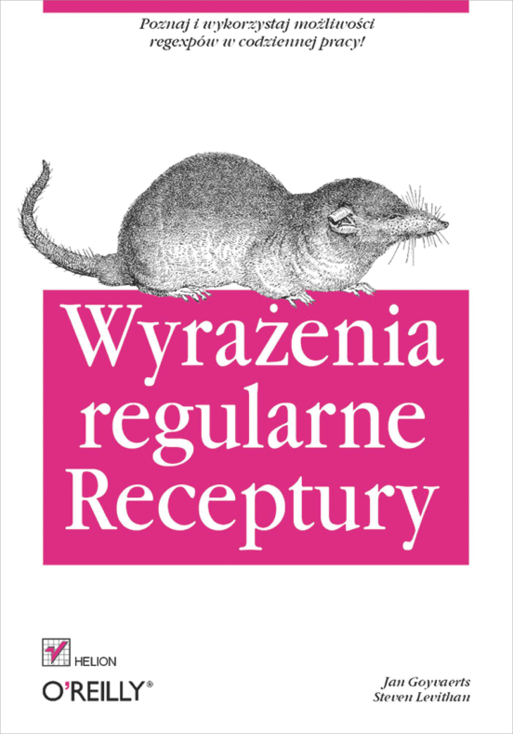 Wyra?enia regularne. Receptury