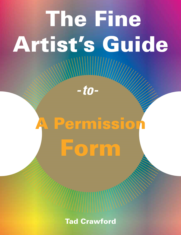 The Fine Artist's Guide to a Permission Form