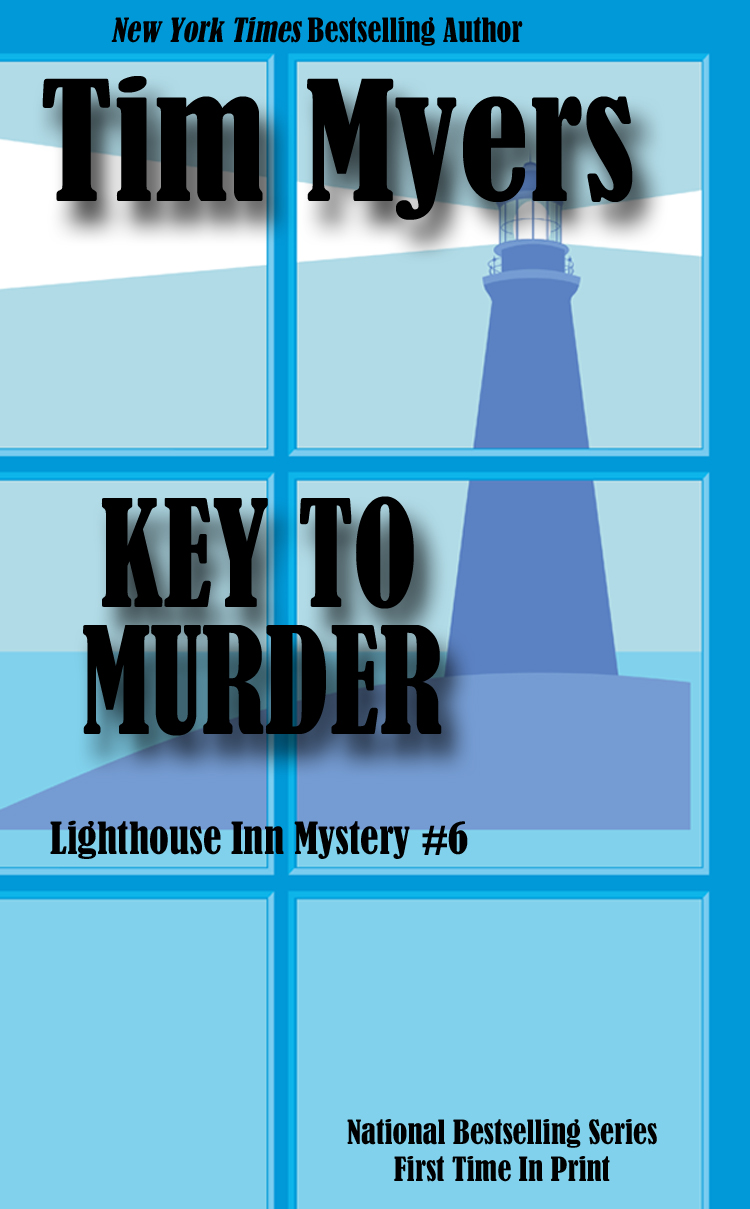Key to Murder By: Tim Myers