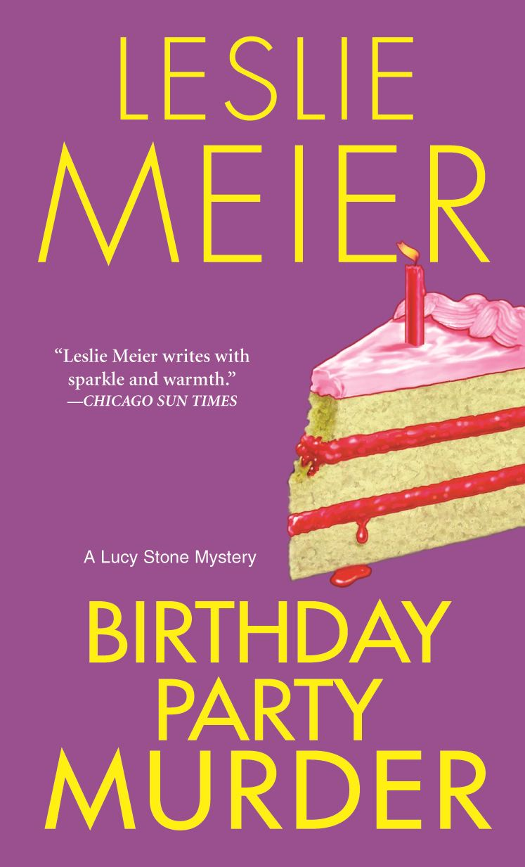 Birthday Party Murder By: Leslie Meier