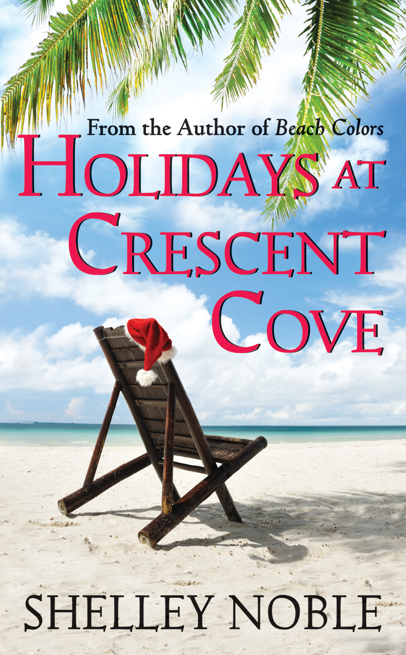 Book Cover: Holidays at Crescent Cove