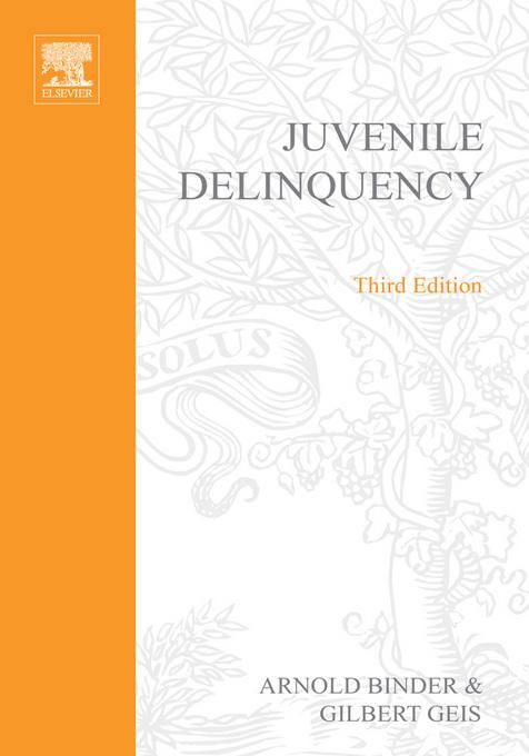 Juvenile Delinquency:: Historical, Cultural & Legal Perspectives