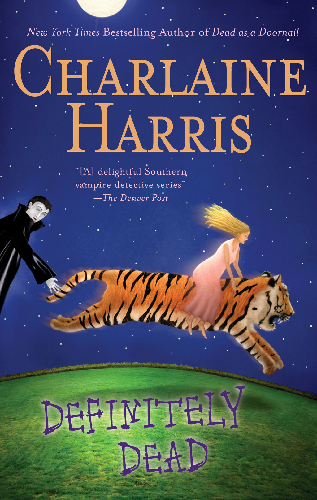 Definitely Dead By: Charlaine Harris