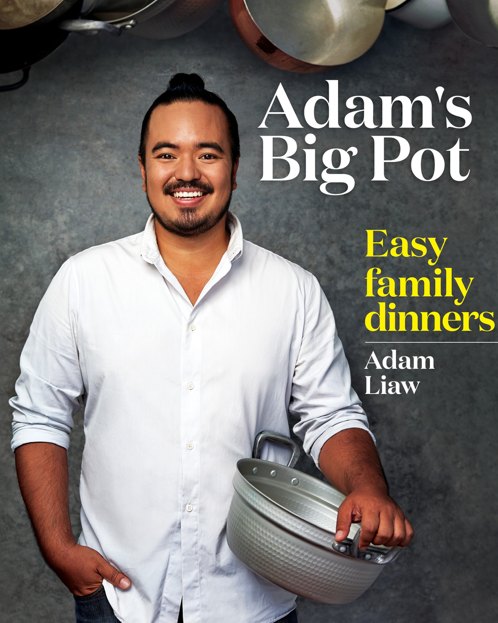 Adam's Big Pot Easy Family Dinners