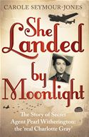 online magazine -  She Landed By Moonlight