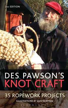 Des Pawson's Knot Craft 35 Ropework Projects