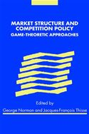 download Market Structure and Competition Policy book