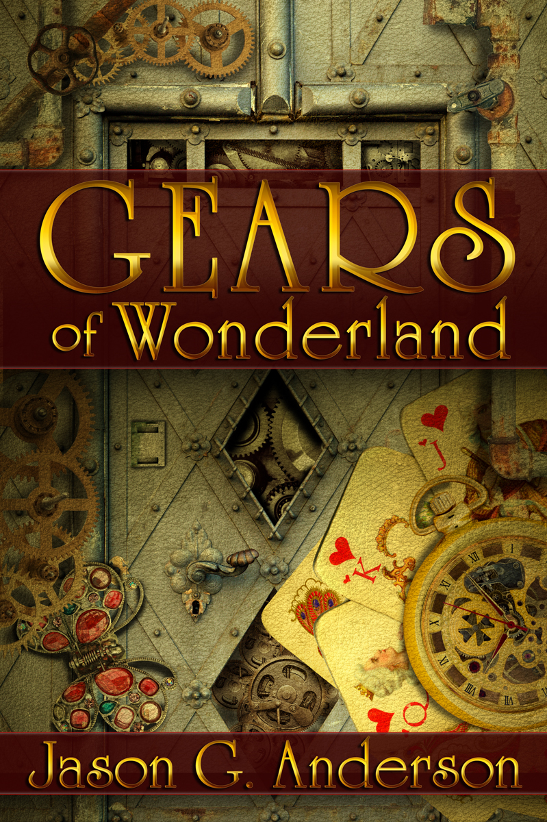 Gears of Wonderland (steampunk fantasy)