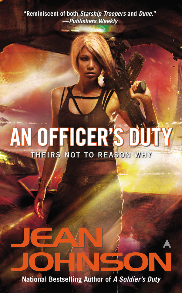 An Officer's Duty By: Jean Johnson