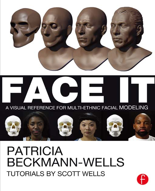 Face It A Visual Reference for Multi-ethnic Facial Modeling