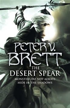 The Desert Spear (The Demon Cycle, Book 2)