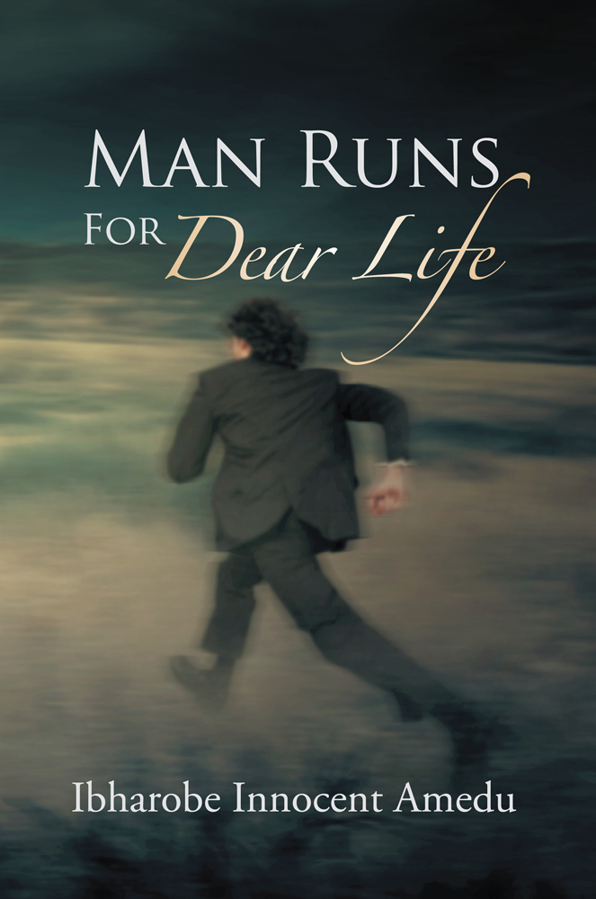 Man Runs For Dear Life
