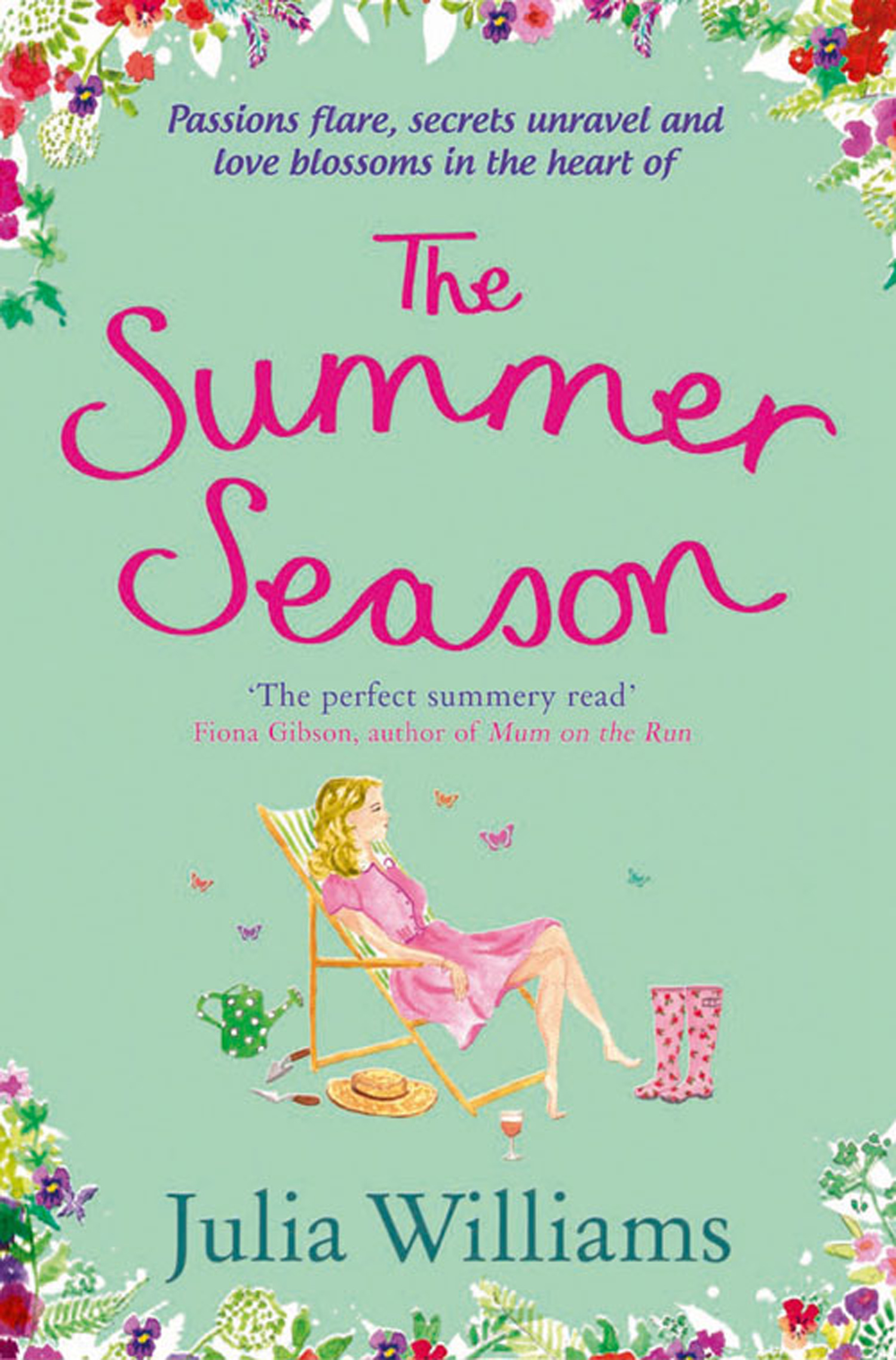 The Summer Season By: Julia Williams