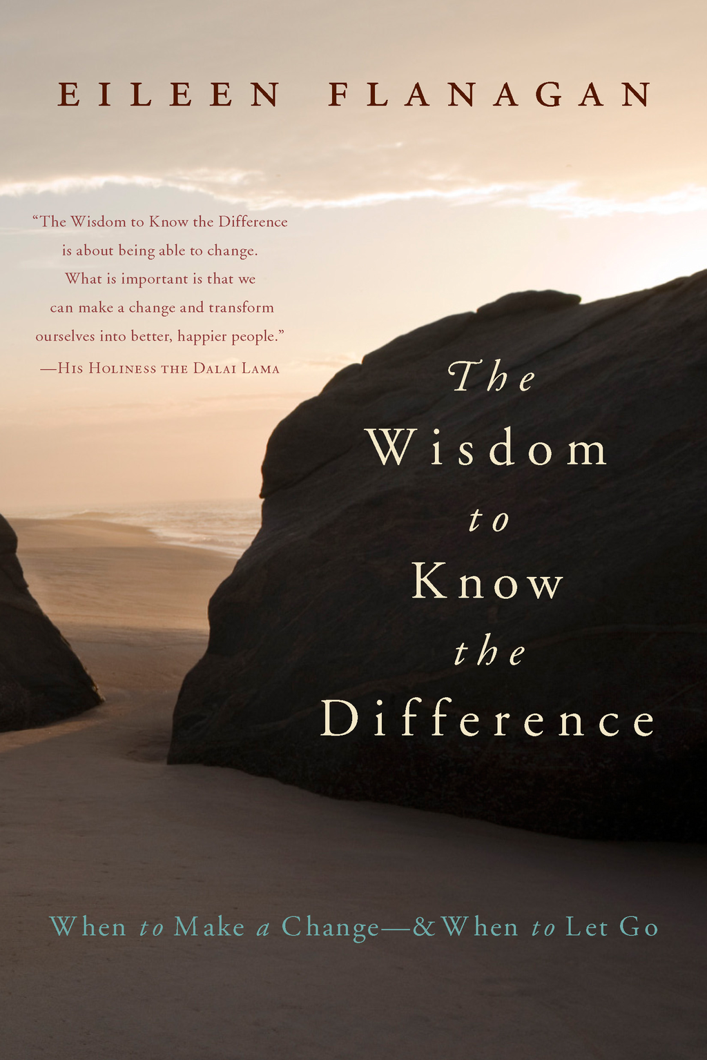 The Wisdom to Know the Difference By: Eileen Flanagan