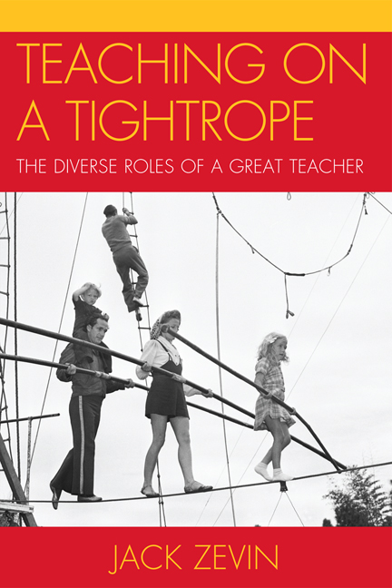 Teaching on a Tightrope