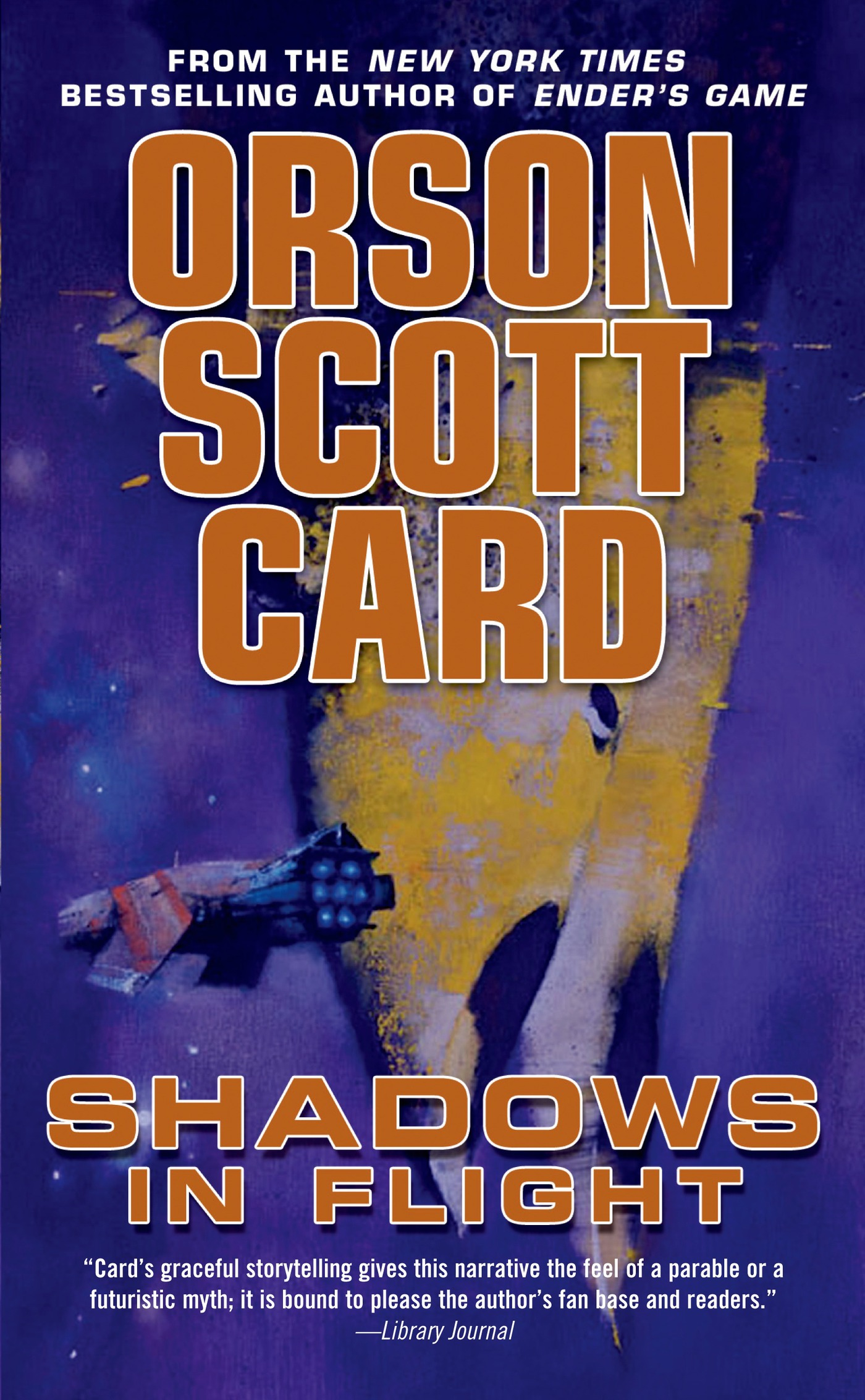 Shadows in Flight, enhanced edition By: Orson Scott Card