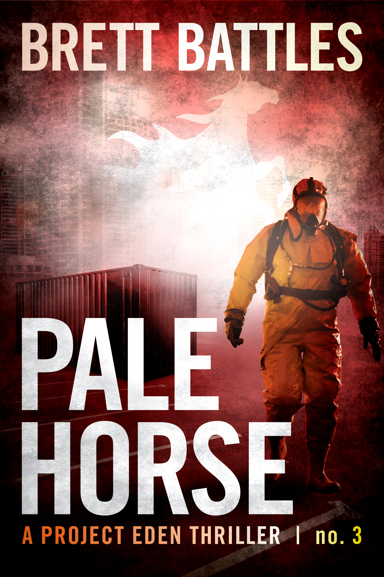 Pale Horse By: Brett Battles