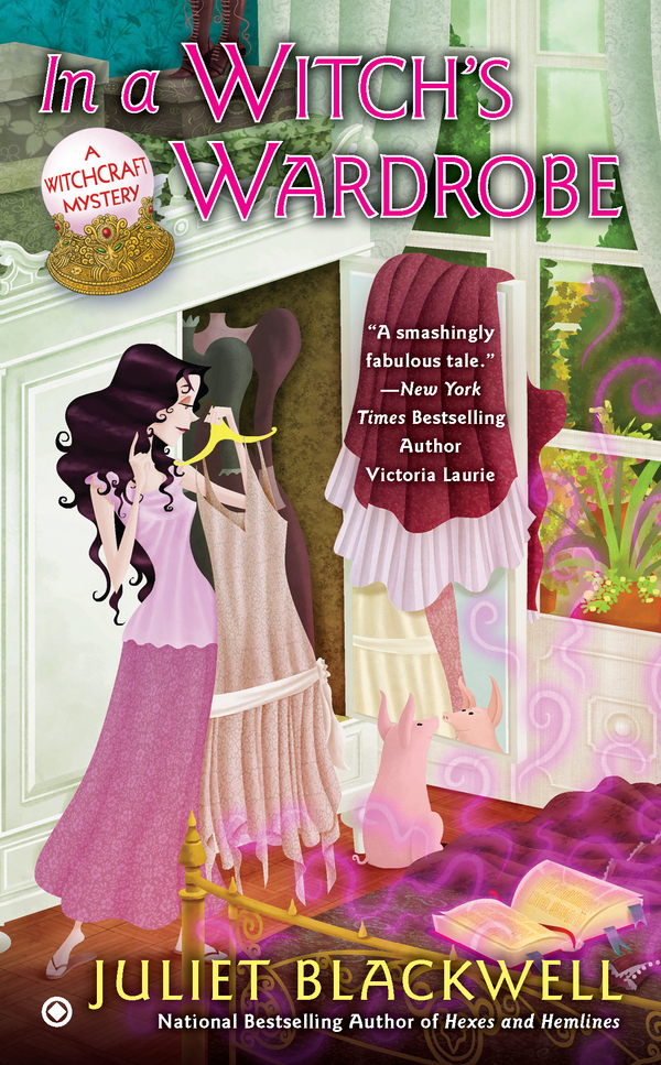 In a Witch's Wardrobe By: Juliet Blackwell