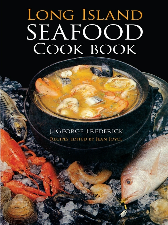 Long Island Seafood Cookbook