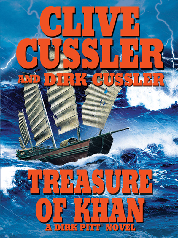 Treasure of Khan By: Clive Cussler,Dirk Cussler