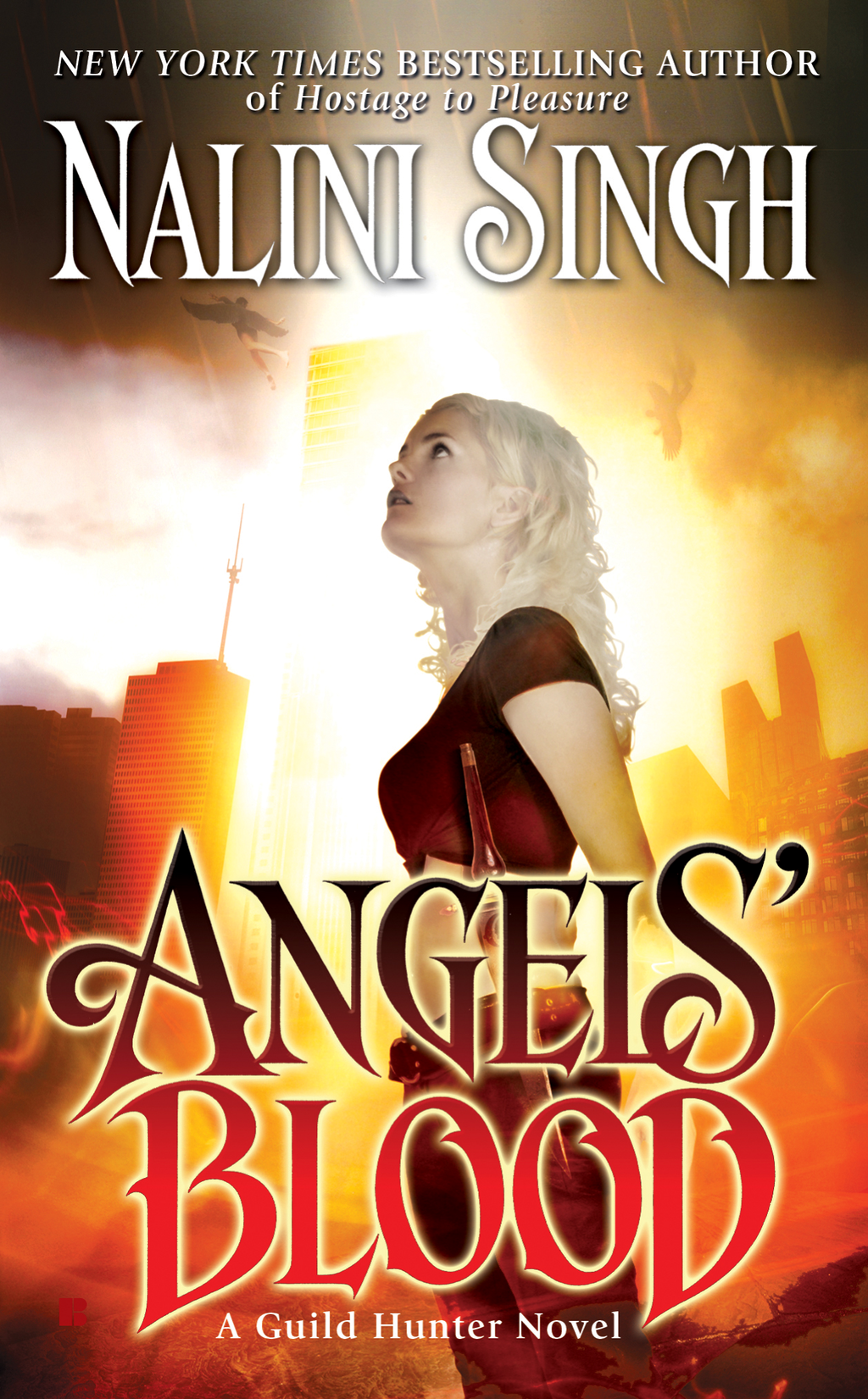 Angels' Blood By: Nalini Singh