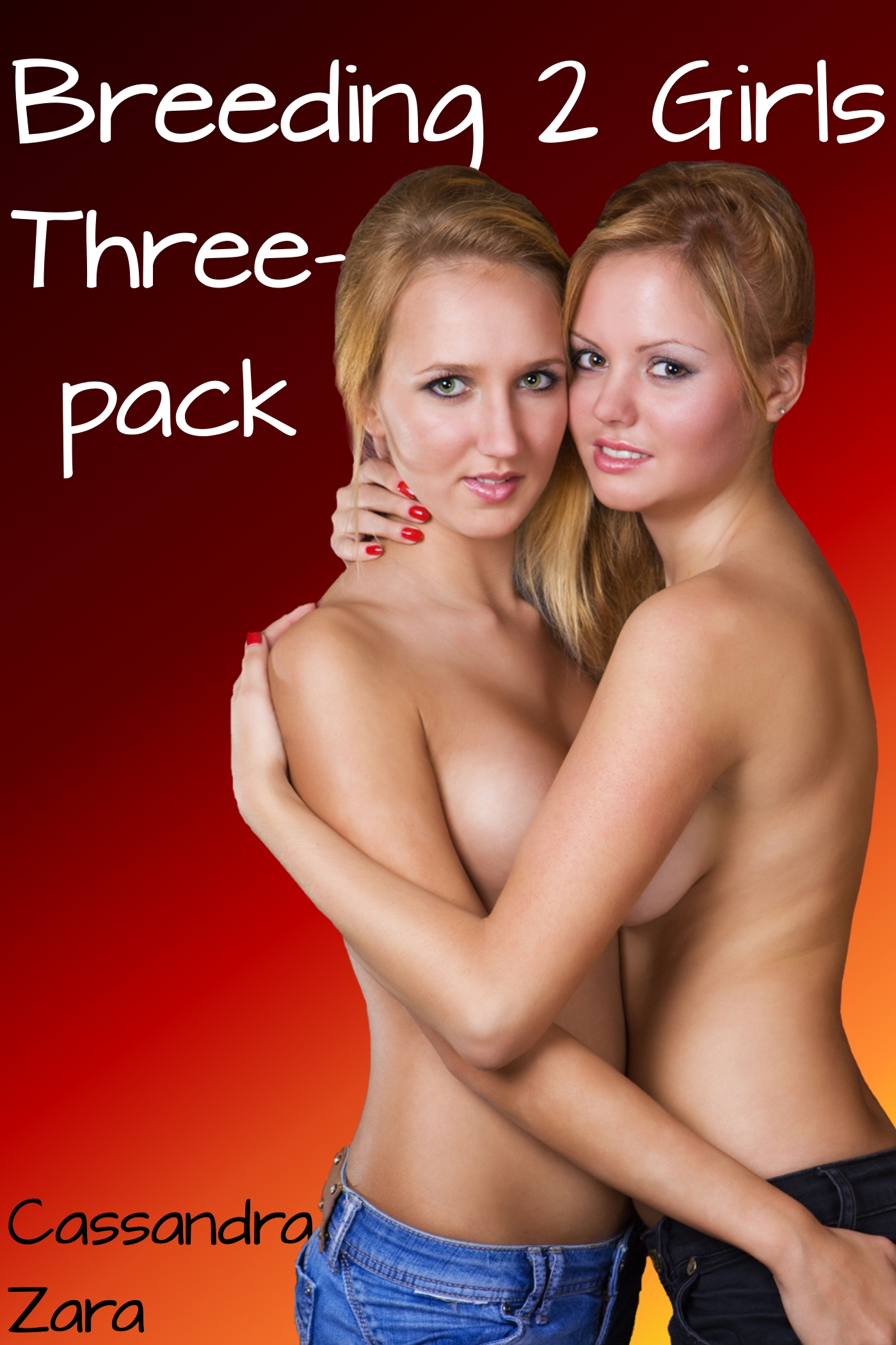 Breeding Two Girls (Three-Pack)