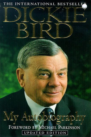 Dickie Bird Autobiography