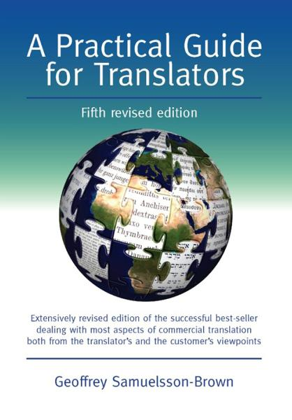 A Practical Guide for Translators (5th edn)
